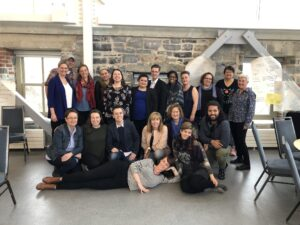 Social Innovation Practitioners Circle in Kingston, Ontario