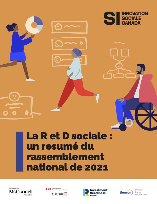 La R et D sociale : un resumé du rassemblement national de 2021